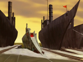 Zuko's ship at the Earth Kingdom harbor.png