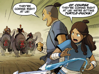 File:Sokka and Katara run.png