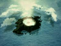 Boiling Rock volcano