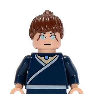 LEGO Katara minifigure.