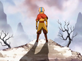 Aang at deserted Southern Air Temple.png