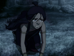 Katara defeated