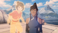 Korra facing the jars.png