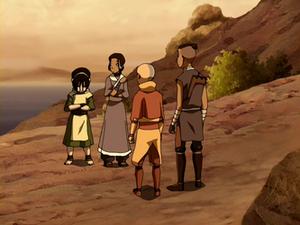 Team Avatar group meeting