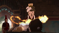 Shaman firebending