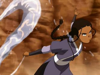 File:Katara uses the water whip.png