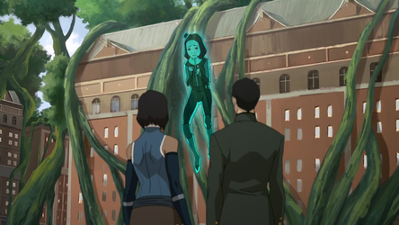 File:Korra, Mako, and Jinora's spirit projection.png