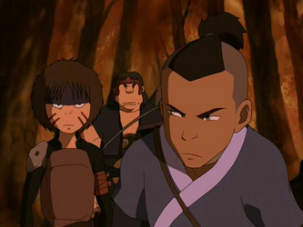 File:Sokka, Smellerbee, and Pipsqueak.png