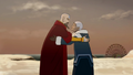 Tenzin and Katara hug.png