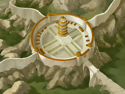 General Fong's fortress