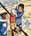 Katara talking to Aang about the Air Nomads.png