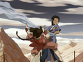 Ty Lee fights Katara.png