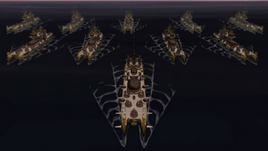 United Forces fleet