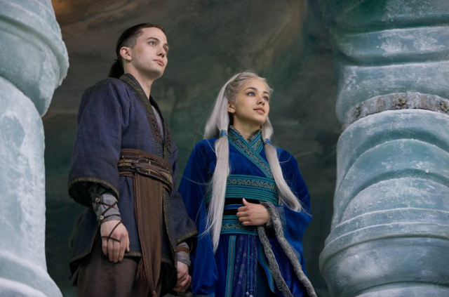 File:Film - Sokka and Yue together.png