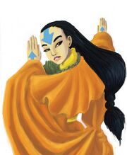 Yang chen the avatar by pharoahess-d2v7woy