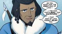 Hakoda explains his love for Malina
