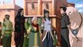 Yin with Asami, Korra, and Mako.png