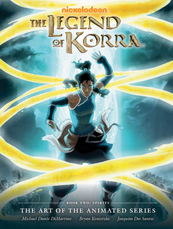 The Legend of Korra The Art of the Animated Series, Book Two