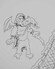 Blood Arc sketch