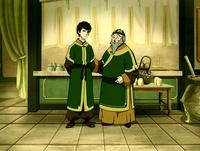 Iroh and Zuko in tea shop.png