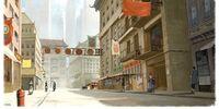 Zhili Street/Jivik's All Nation Resturaunt