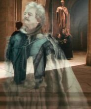 John Cleese as Nearly Headless Nick (COS)