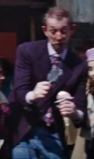 Tony Kirwood as Fincklelgruber