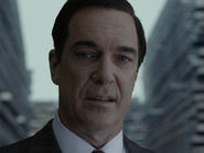 Patrick Warburton as Lemony Snicket (S01E07)