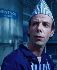 Noah Taylor as Mr. Bucket