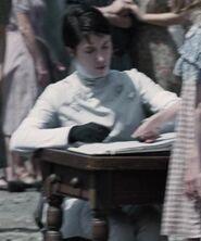 Rhoda Griffis as Registration Woman