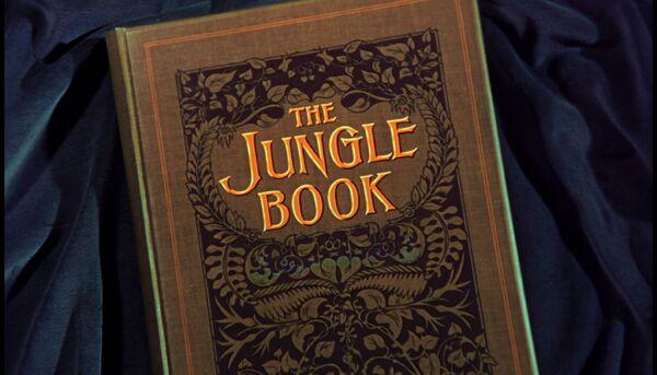 The Jungle Book (1967) Logo