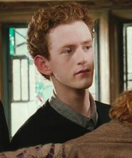 Chris Rankin as Percy Weasley (COS)