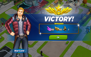 GotG Star-Lord Victory