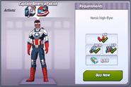 Captain America Falcon