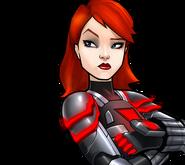 Black Widow Iron