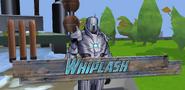 Whiplash arrives as boss