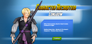 Character Recruited! Longbow