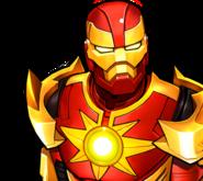 Anthony Stark (Earth-TRN562) from Marvel Avengers Academy 013