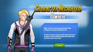 Character Recruited Hawkeye