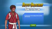 Kung Fu Falcon Unlocked