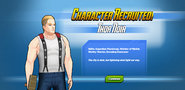 Character Recruited! Thor Noir