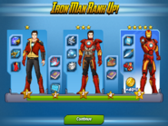 Iron Man Rank Up! Rank 5