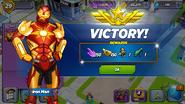 GotG Iron Man Victory