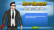 Outfit Unlocked Business Time Tony