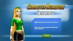 Enchantress unlock