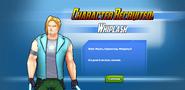 Character Recruited! Whiplash