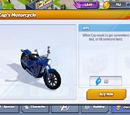 Cap's Motorcycle