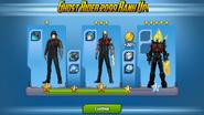 Ghost Rider 2099 Ranks