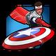Mar action falcon bounce shield@4x
