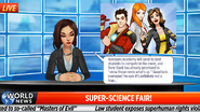 World News Super-Science Fair